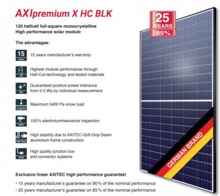 HC BLK AC-330MH Garantie Calitate