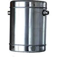 Vas flotor inox 8 litri pentru panouri nepresurizate