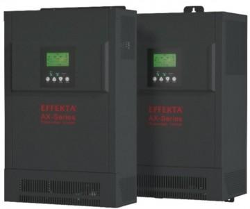 Invertor solar hibrid MPPT EFFEKTA AX-M II 5kVA 48V 5000W