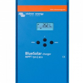 REGULATOR VICTRON ENERGY BLUESOLAR MPPT 150/85