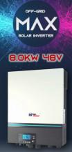 Invertor Hibrid MPP SOLAR PIP-MAX 8048 8000 W 48V
