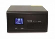 UPS centrale termice cu controler solar Evolution 1000W Well