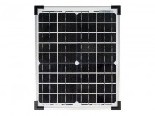 Panou solar monocristalin 20Wp Westech