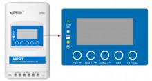 Controller Solar MPPT XTRA1210N N-XDS2 10A | 12/24VDC Auto | 100V