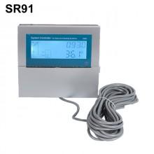 Controler panou solar automatizare SR91 pentru sistem solar presurizat