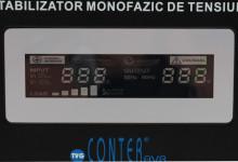 STABILIZATOR AUTOMAT DE TENSIUNE HIBRID DE TENSIUNE Conter AVR SVRH