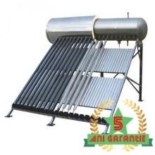 Panou solar presurizat cu boiler 200l 20 tuburiRuty