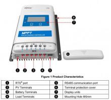 Controller Solar MPPT XTRA