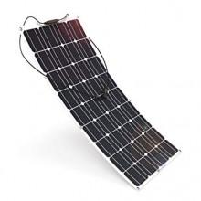 Panou solar fotovoltaic flexibil monocristalin 150W 12V
