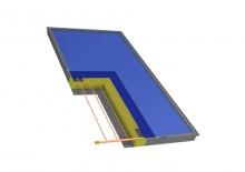 Panou solar plan HEWALEX KS2600 T AC