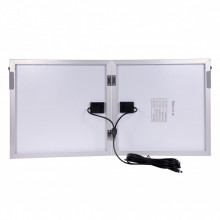 Sistem fotovoltaic portabil All-In-One 30Wp iluminat radio litiu LIFePo4