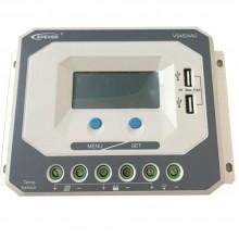 Controller pentru incarcarea bateriilor  12-24-48V 45A
