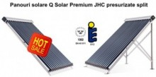 Panou solar cu 12 de tuburi vidate Q Solar Premium