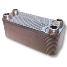 Schimbator de caldura cu placi de inox 66 kW