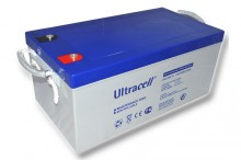 Baterie solara cu GEL Ultracell 12V 250Ah