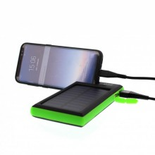 Acumulator extern powerbank solar 4000mAh 2.0A Well