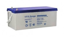 Baterie solara cu GEL Ultracell 12V 275Ah