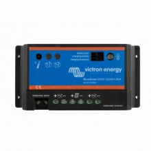 REGULATOR VICTRON ENERGY BLUESOLAR PWM DUO 12/24V – 20A