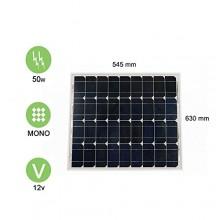 Panou fotovoltaic monocristalin 50Wp Victron Energy