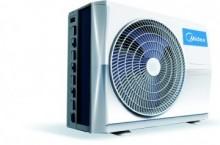 AC Pompa de caldura aer aer Midea BLANC R32 9000 BTU WiFi