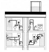 Pompa ridicare presiune  ProSolar PS20/12Z cu fluxostat