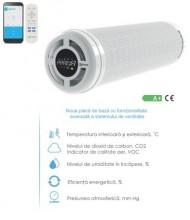 Recuperator caldura ventilatie PRANA 150 Premium