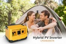 Invertor hibrid PV CyberPower CPSHB300ETR