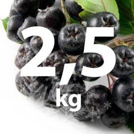 Fructe Congelate Aronia 2,5 kg (bio)