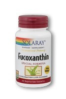 Fucoxanthin 30 cps