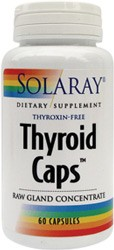 Thyroid Caps 60 cps