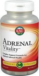 Adrenal Vitality 60 tb.