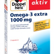 OMEGA 3 EXTRA 1000mg 120cps