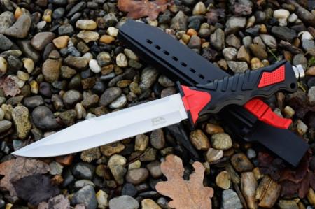 Cutit baioneta 34 cm, teaca material pvc