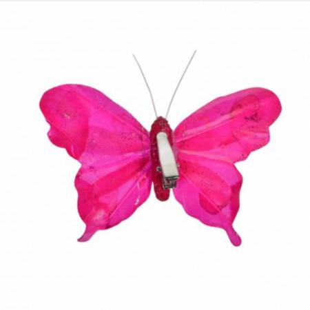 fluture cu clema
