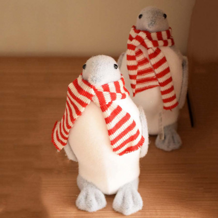 decoratiune pinguin
