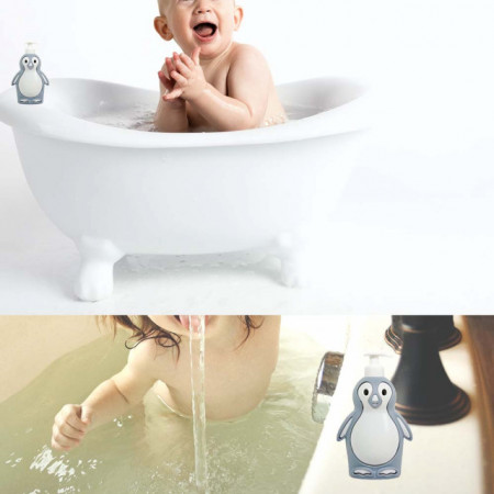 dozator sapun in forma de pinguin