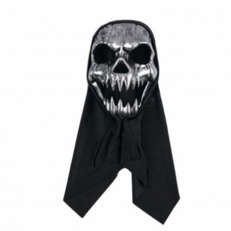 masca halloween schelet