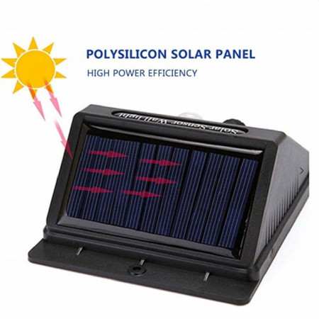 proiector solar cu senzori