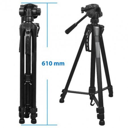 trepied camera video