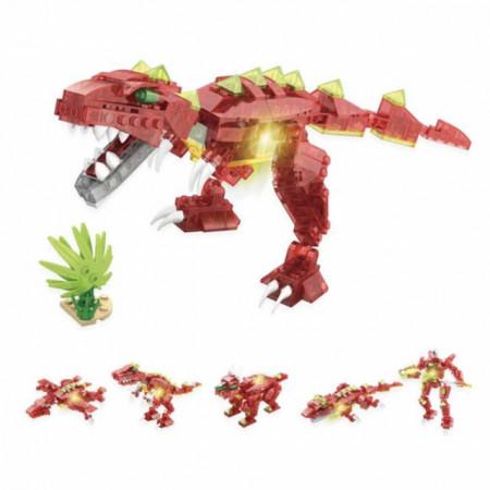 dinosaur de construit