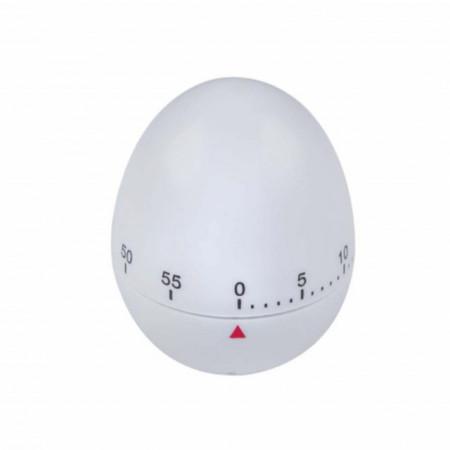 Temporizator Pufo pentru fierberea oualor, alb