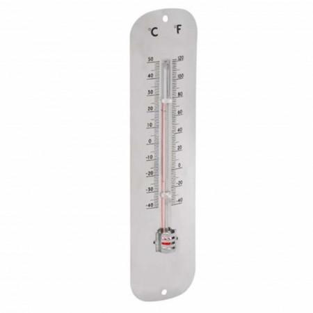 termometru de exterior metalic