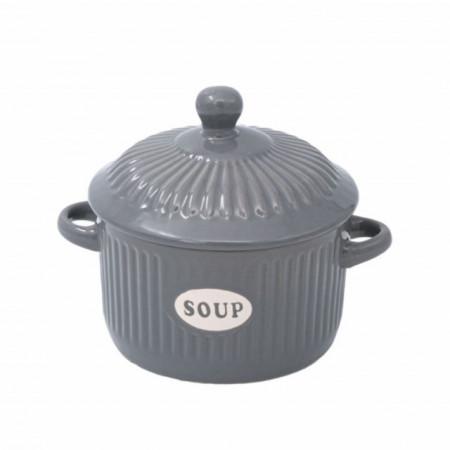 bol cu capac pentru supa