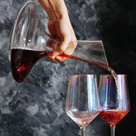 recipient decantare vin