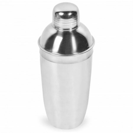Shaker metalic pentru bar si cocktail, 600ml