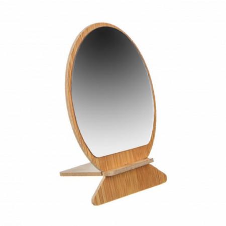 oglinda ovala pentru make up