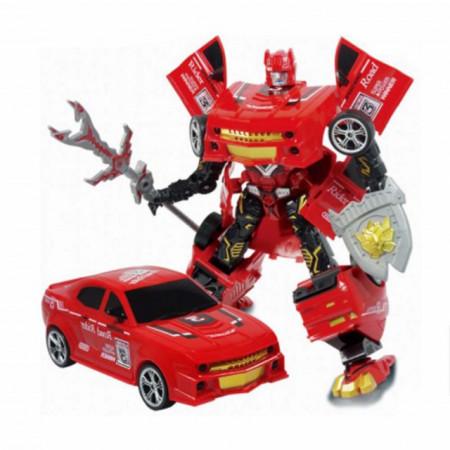 robot transformabil in masina