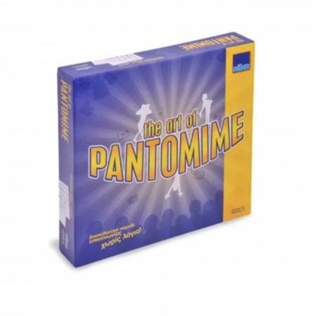 joc copii si adulti pantomima