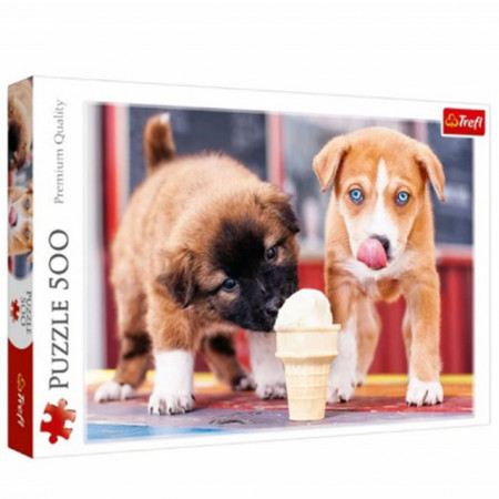 puzzle modern 500 piese
