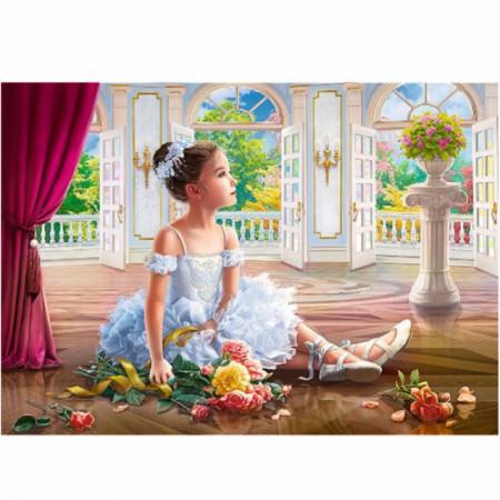 puzzle 500 piese balerina